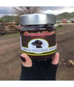 Crema al cioccolato siciliano